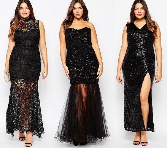 стильные платья 2020-2021 фото черных моделей