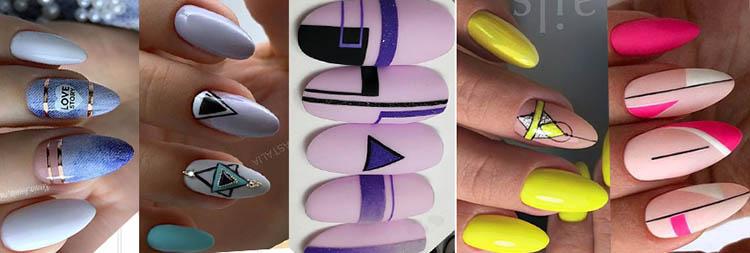 идеи оформления ногтей на лето 2020 яркие идеи
