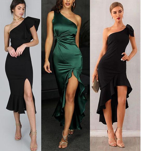 шикарные платья 2021