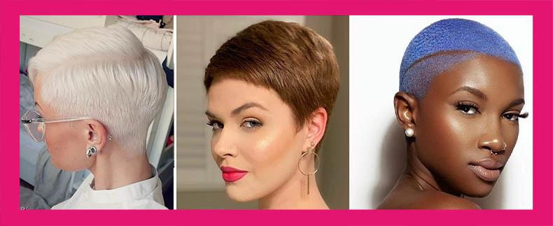 коротко стриженные девушки волосы 2020-2021 фото