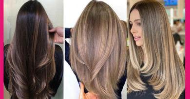 длинные волосы 2020-2021 фото