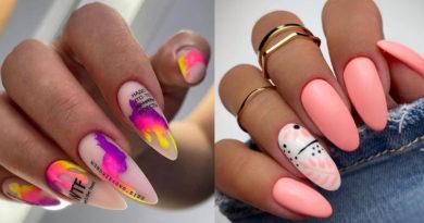 ультрамодные ногти womensnotes.ru