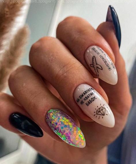 подборка ногтей 2021-2022