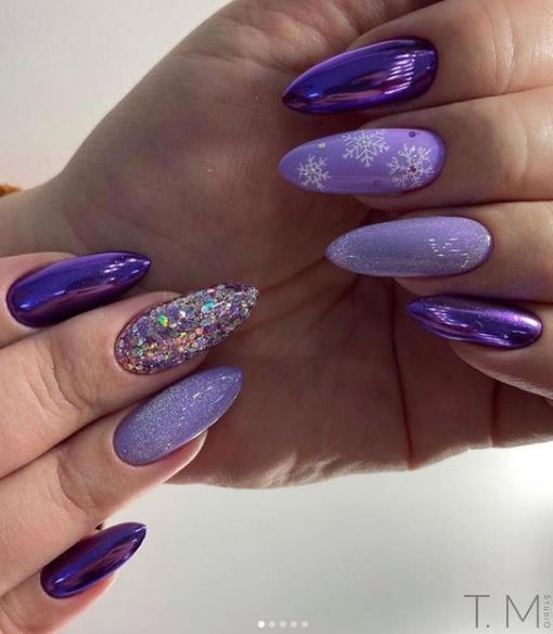 длинные ногти дизайн как украсить ногти