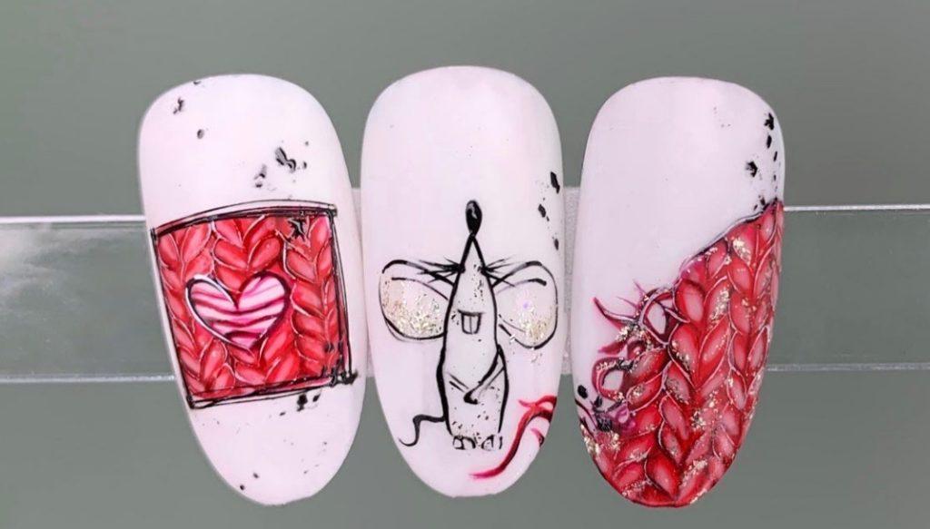 рисунки на ногтях 2022 фото