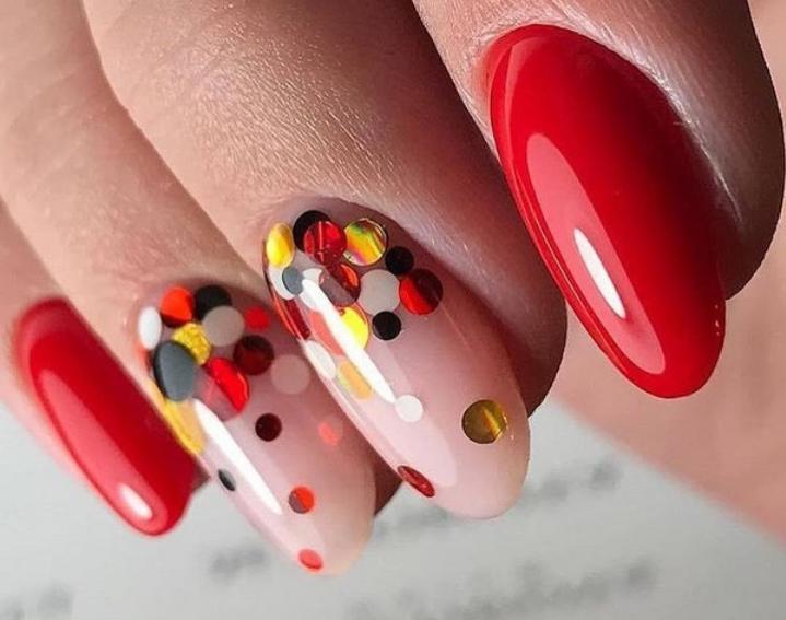 камифубуки 2022 на ногтях