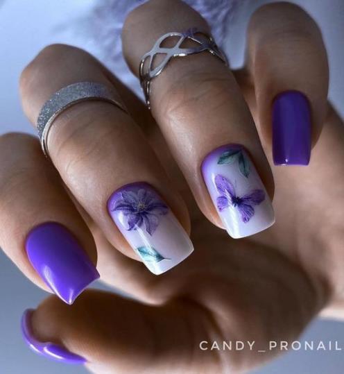 абстракция на ногтях фото подборка ногтей с рисунками