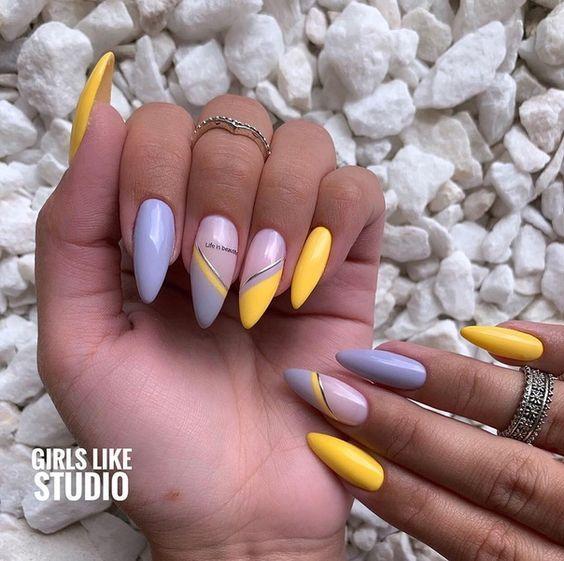 стилеты новинки дизайна ногтей рубрика маникюр